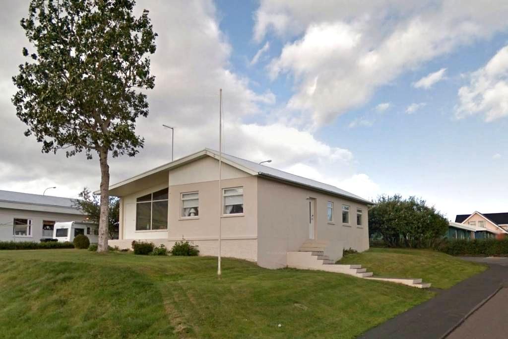 Beautiful home in Hauganes,Dalvík - Hauganes, Dalvikurbyggd - Huis