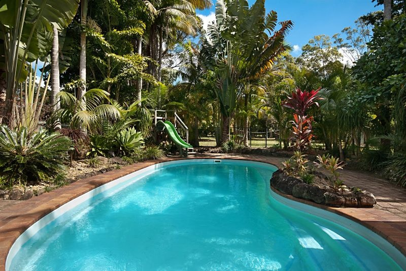 5 bed House w pool in Mullumbimby