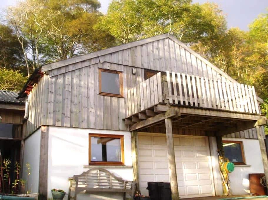 Laga Lodge Self-catering & Marine activity. - Acharacle