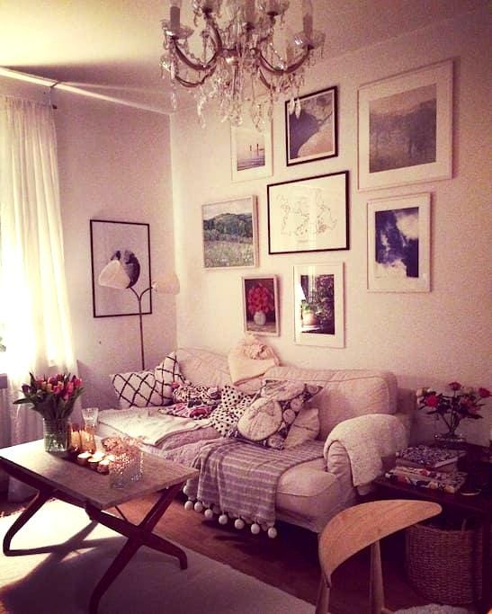 Cozy apartment with walking distance to Södermalm - Stockholm - Appartement