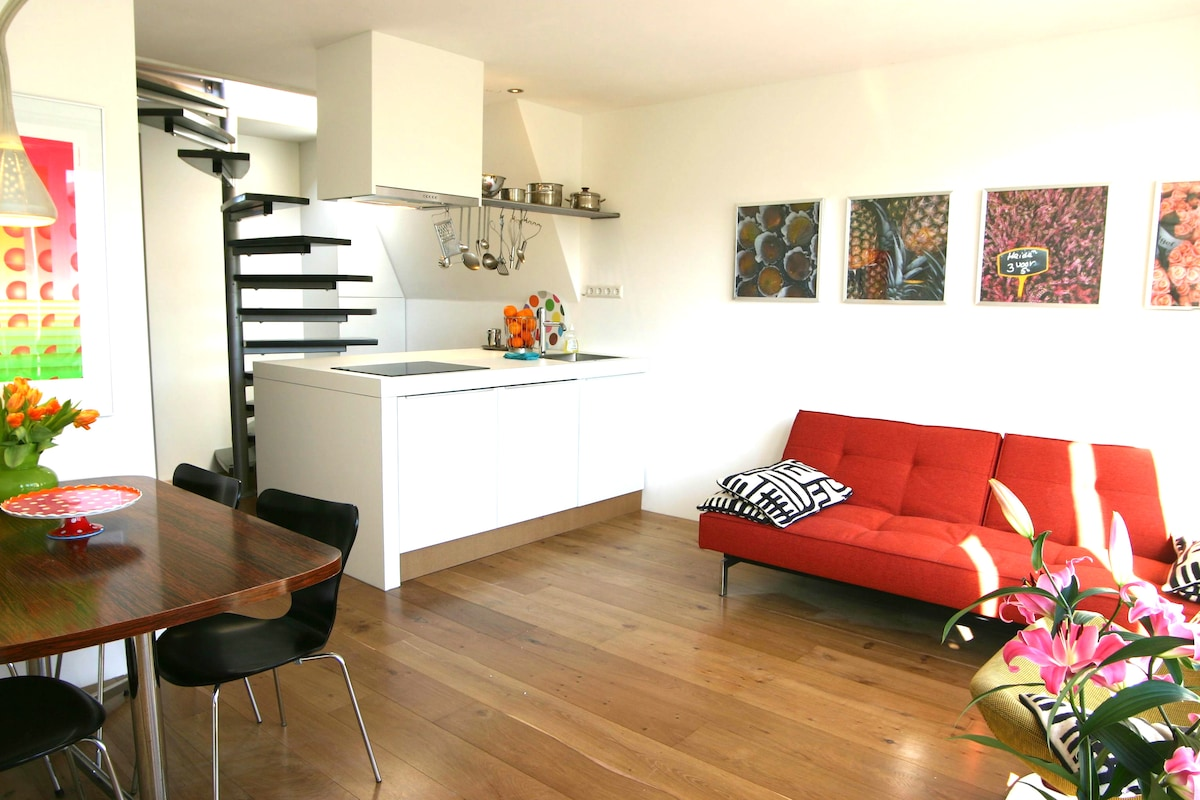 Welcome in our brand-new apartment!