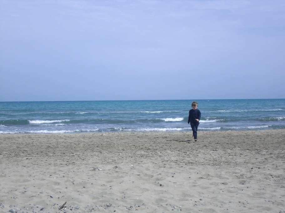 Confortevole appartamento sul mare - Villapiana Lido - Wohnung