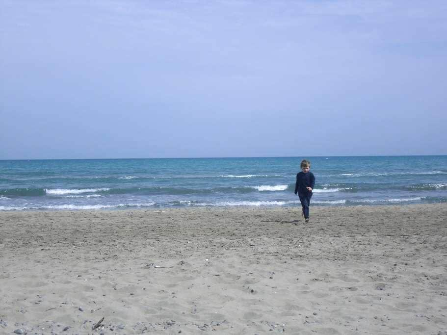 Confortevole appartamento sul mare - Villapiana Lido - Lägenhet