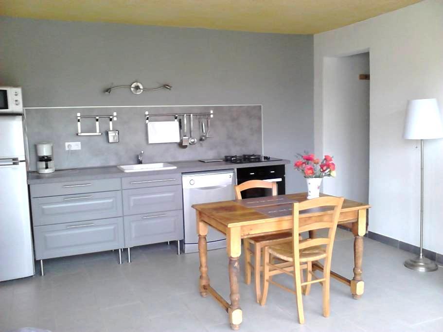 Location saisonnière meublée - Valensole - Apartament