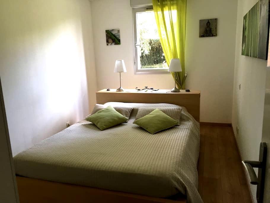 T3 confortable et calme - proche cité de l'Espace - Toulouse - Apartemen