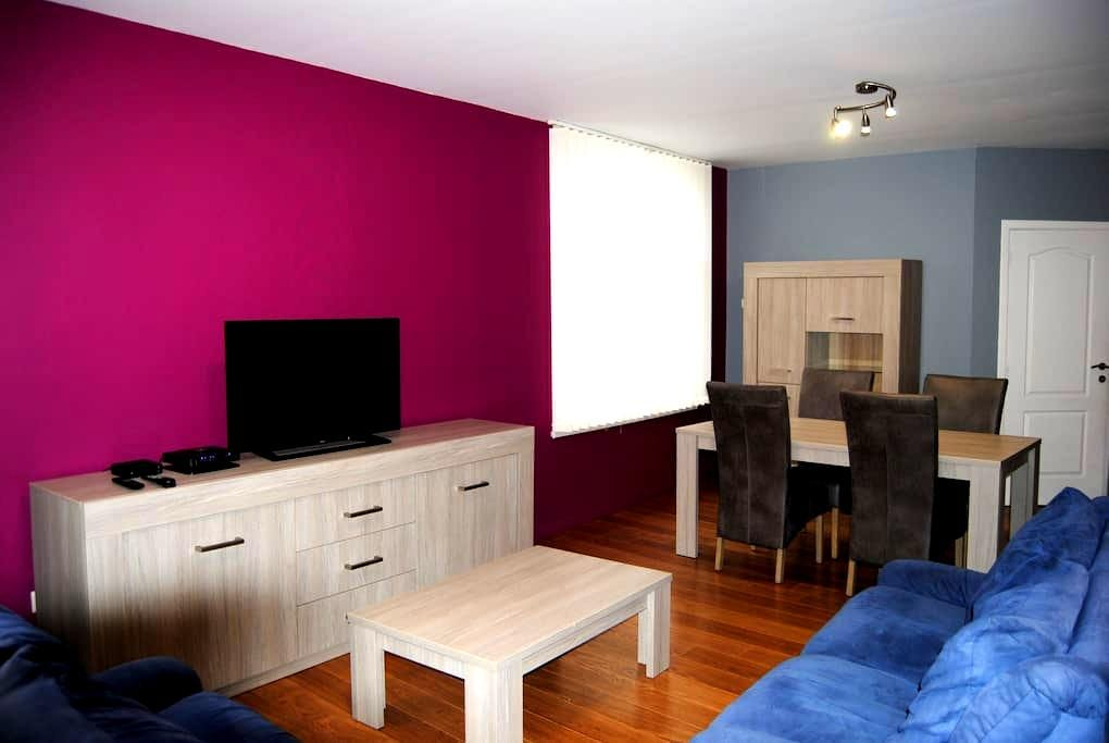 L'Inattendu Appartement Dinant Centre - Dinant - Apartament