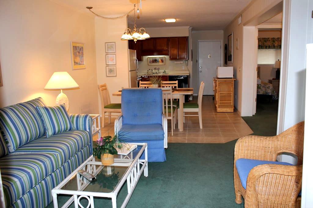 Hilton Head Beach and Tennis Resort - Unit TV C-22 - Hilton Head Island - Condominium
