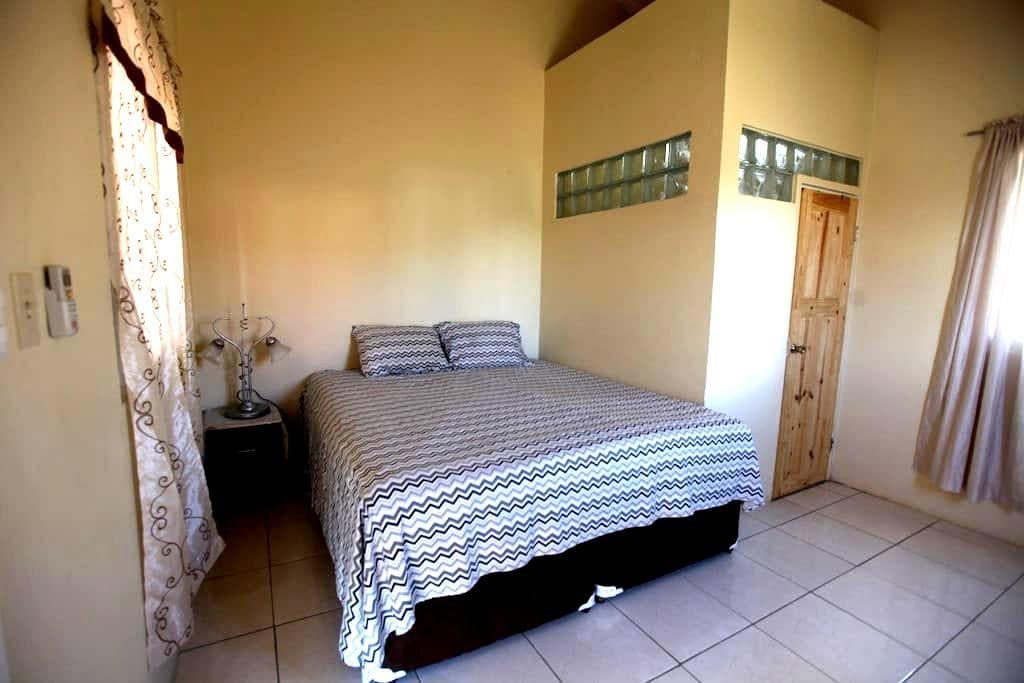 King Bedroom #2 - Western Tobago - House