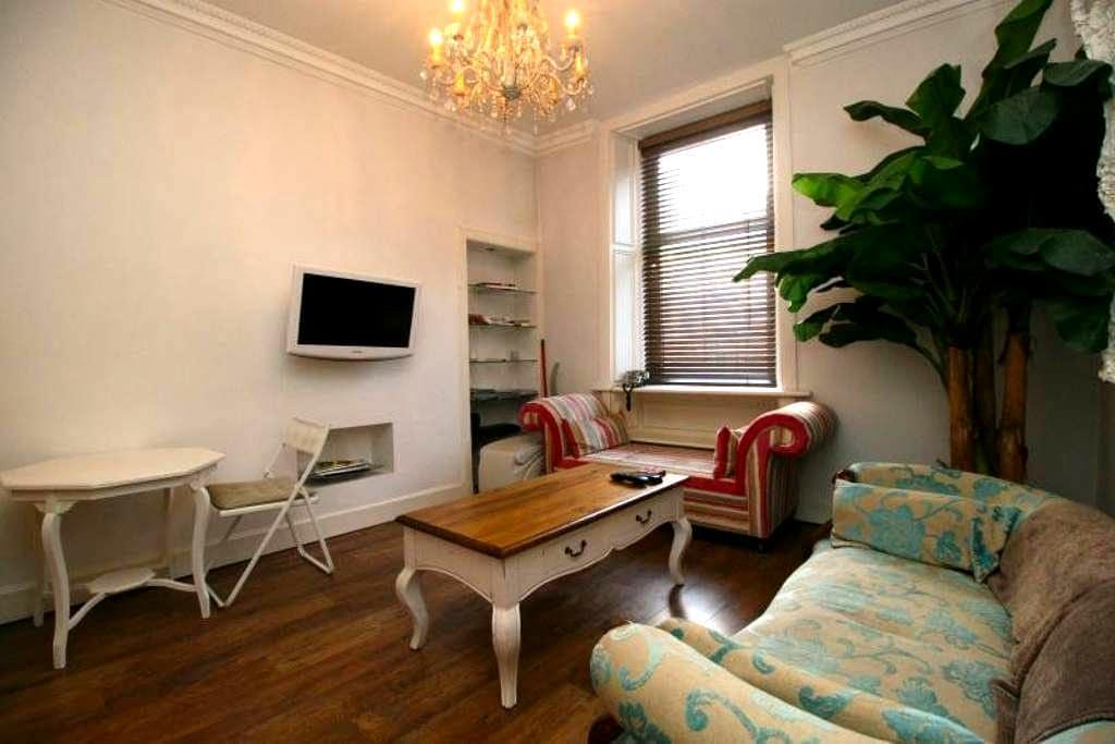 Home From Home 2 Double Bedroom Luxury Apartment - Edimburgo - Apartamento
