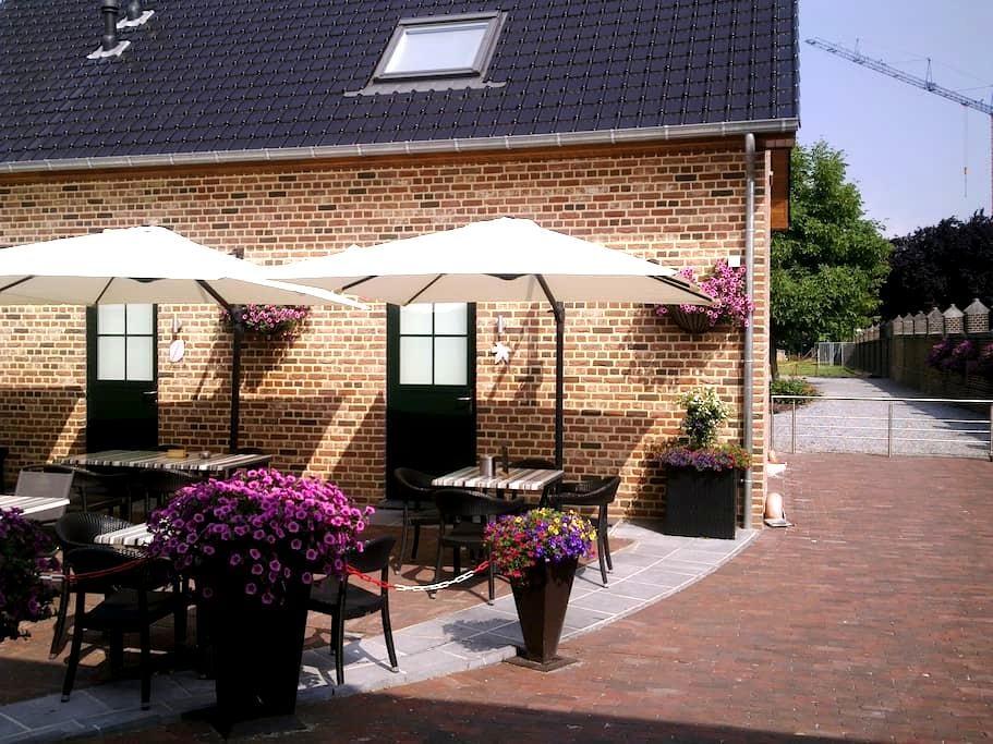 de Taller-Hoeve, Esdoorn - 马斯梅赫伦 (Maasmechelen) - 住宿加早餐