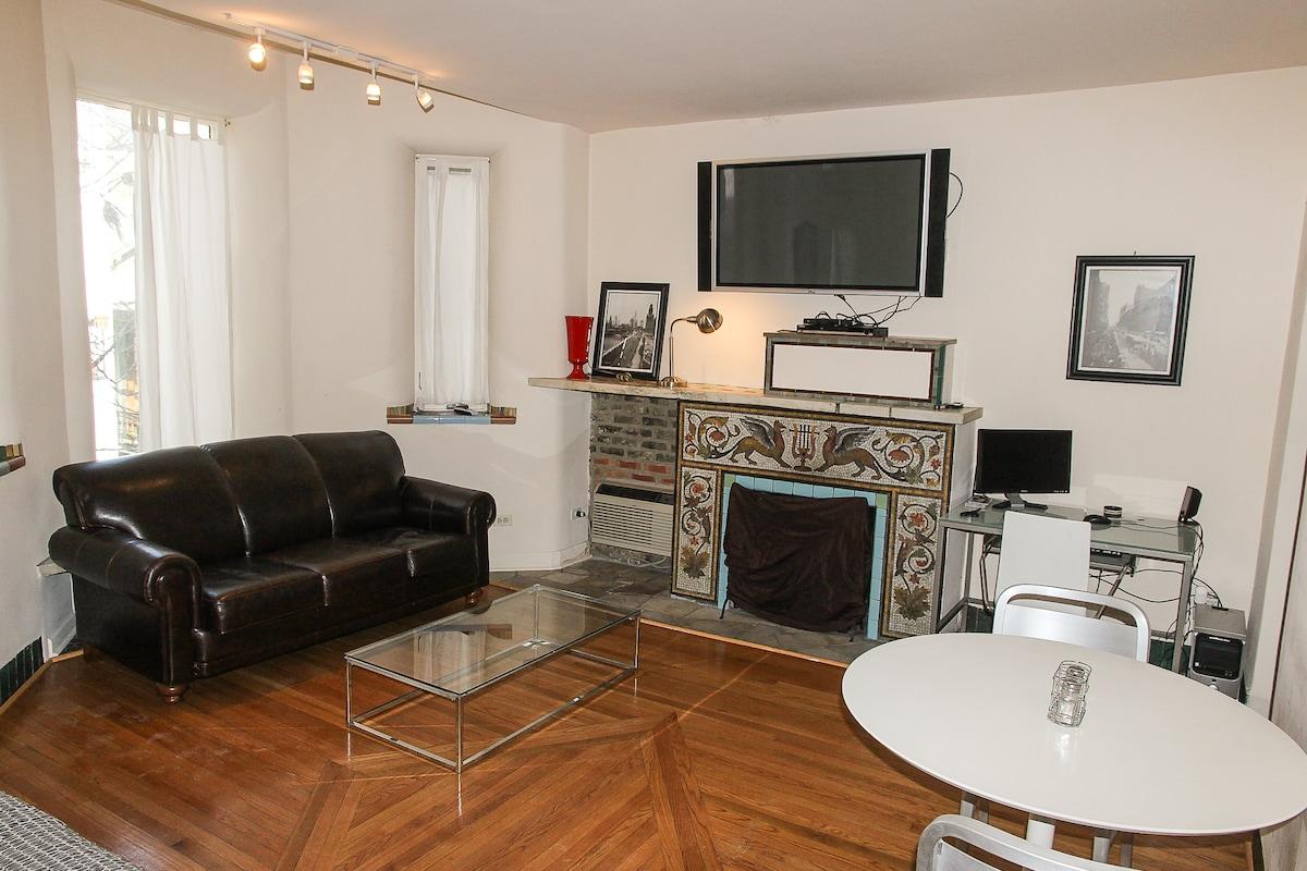 Amazing Studio with Private Balcony