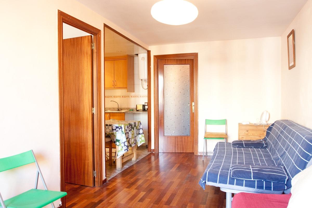 New Gaudi Apartment