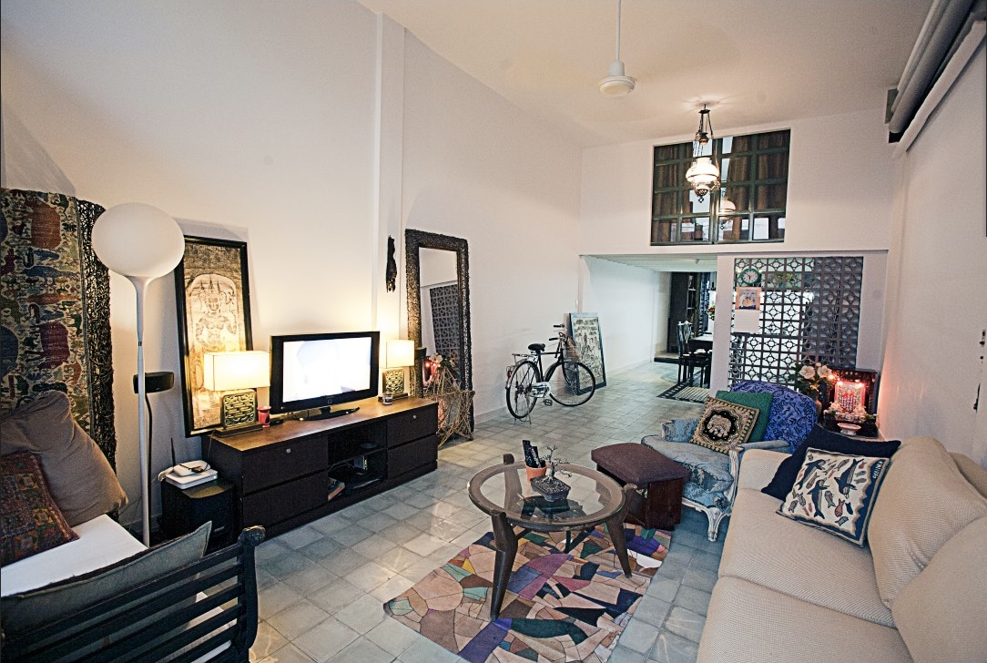 2 bedroom flat in Saigon's heart
