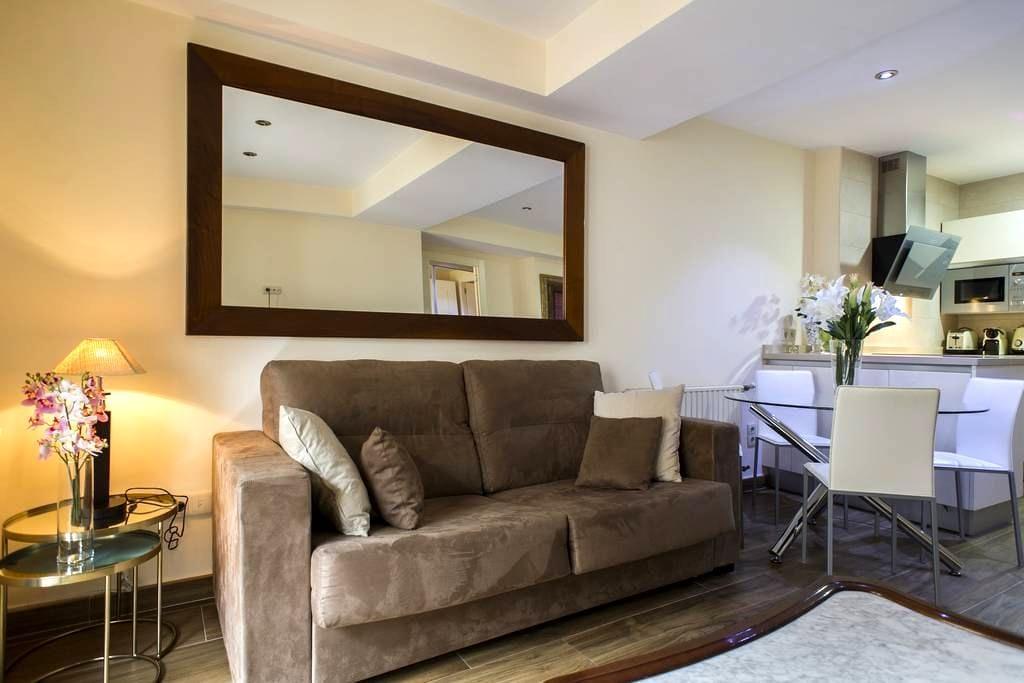 Céntrico apartamento a estrenar - Salamanca - Apartmen