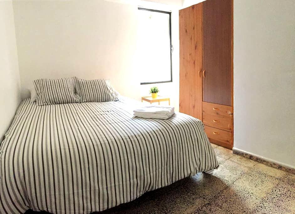 COZY DOUBLE ROOM NEAR CENTER+BEACH - València - Apartamento