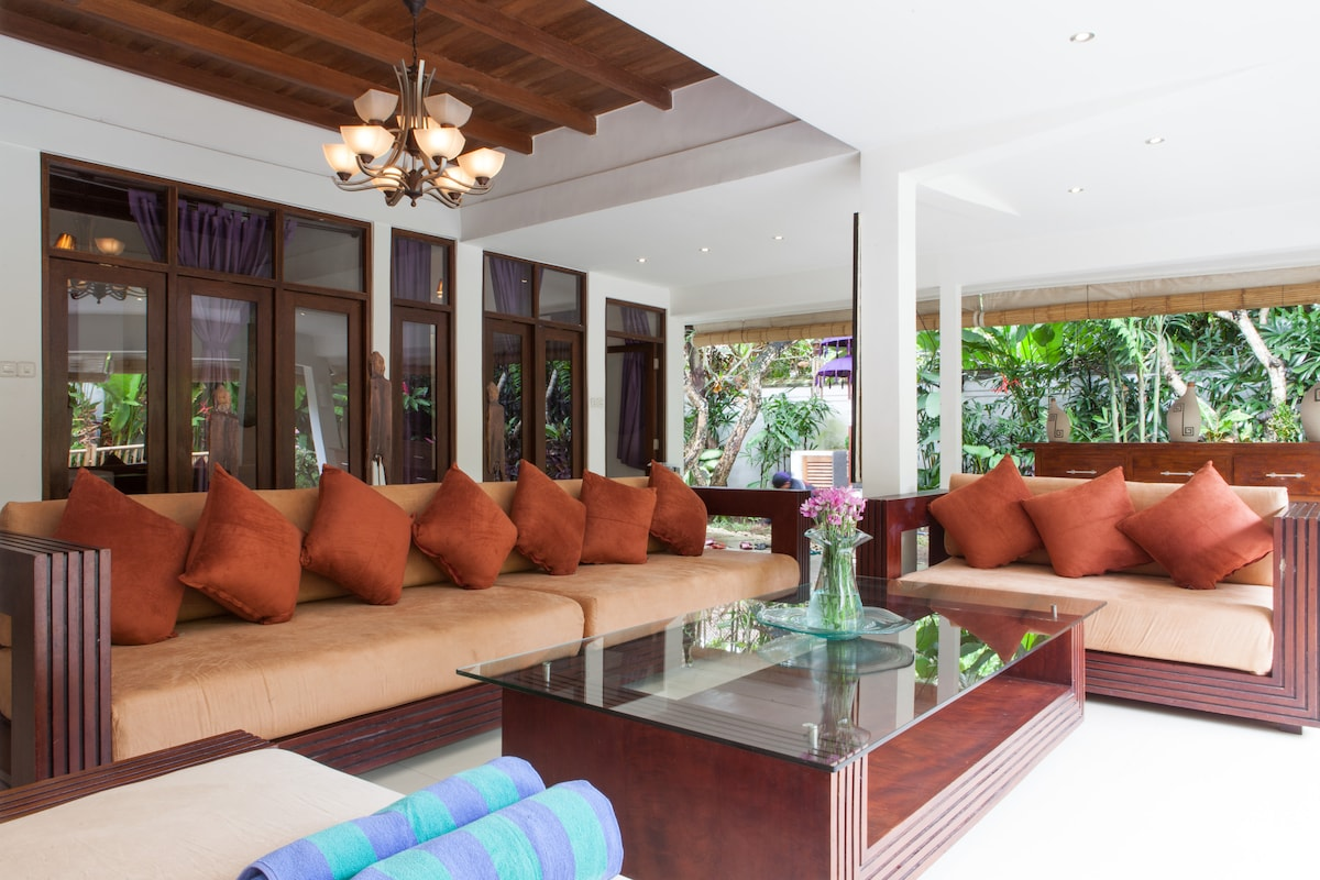 Beautifull 3 rooms villa - Seminyak