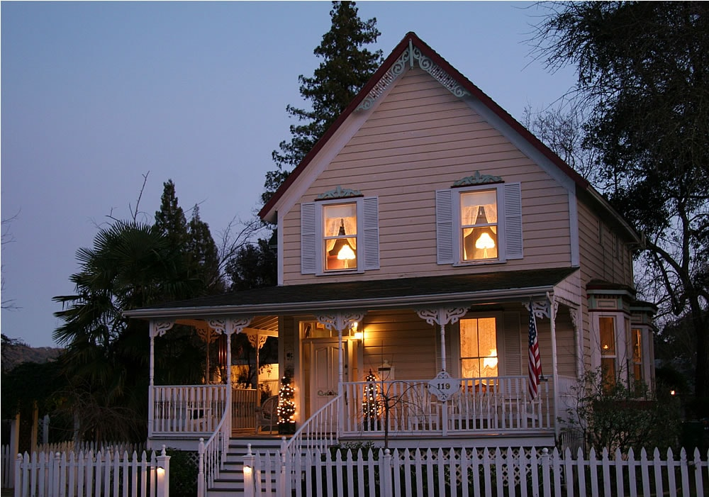 Sonoma Wine Country Cottage Rooms