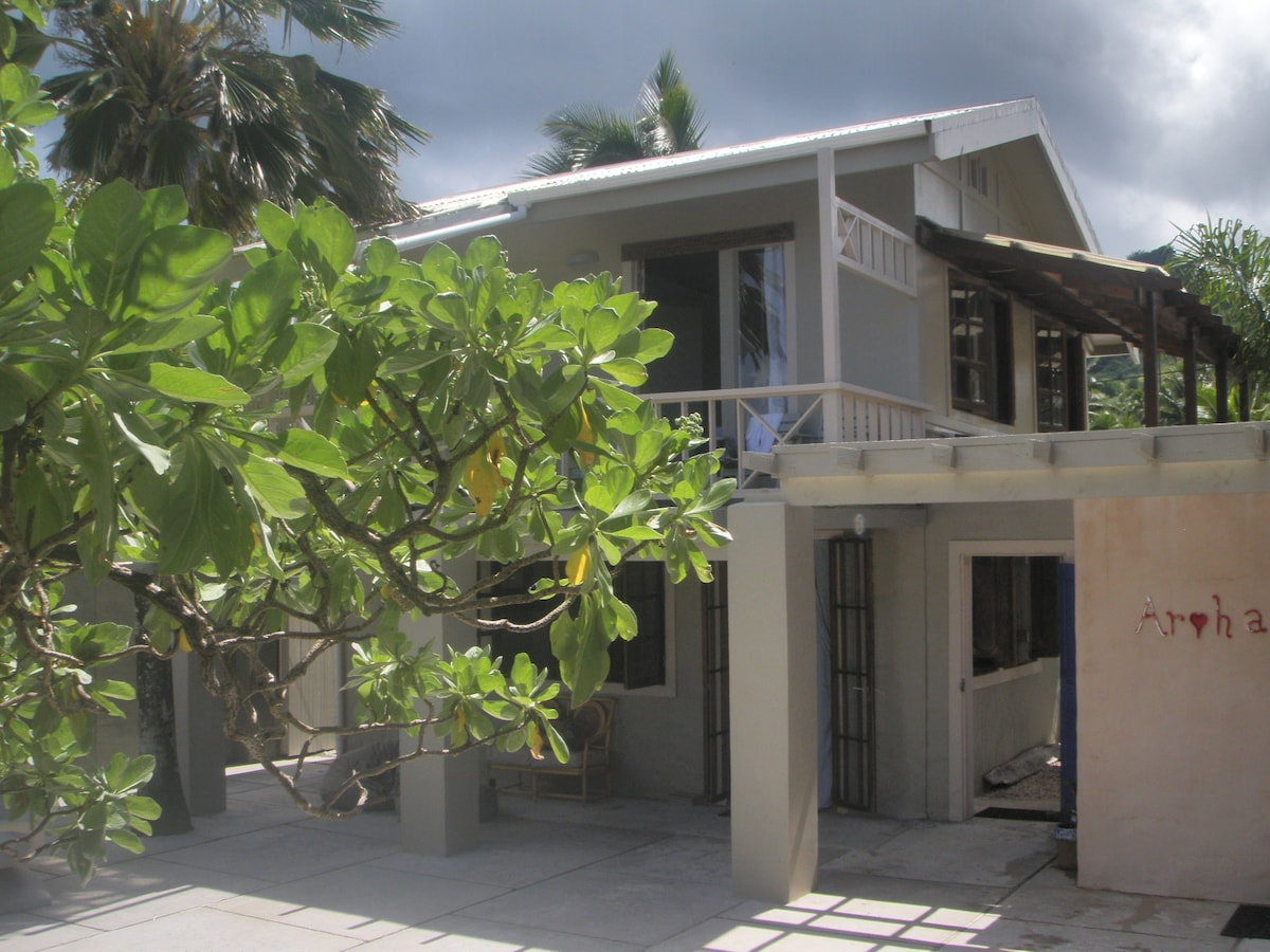 Coffeehouse, Rarotonga,Cook Islands
