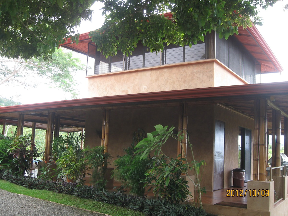 1 BR villa with surrounded balcony and ocean view