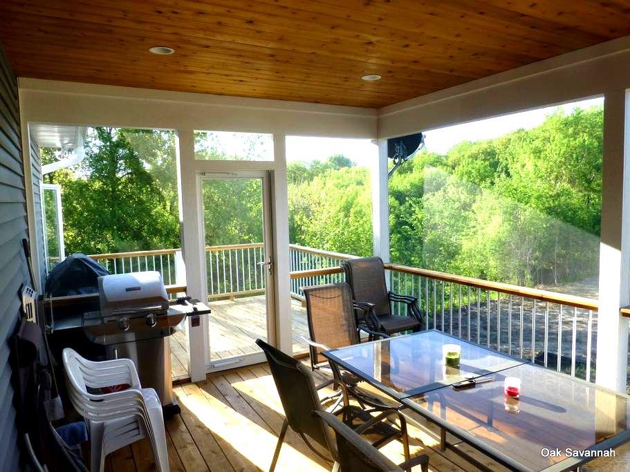 Exquisite Oak Savannah Villas (221) - Deerfield