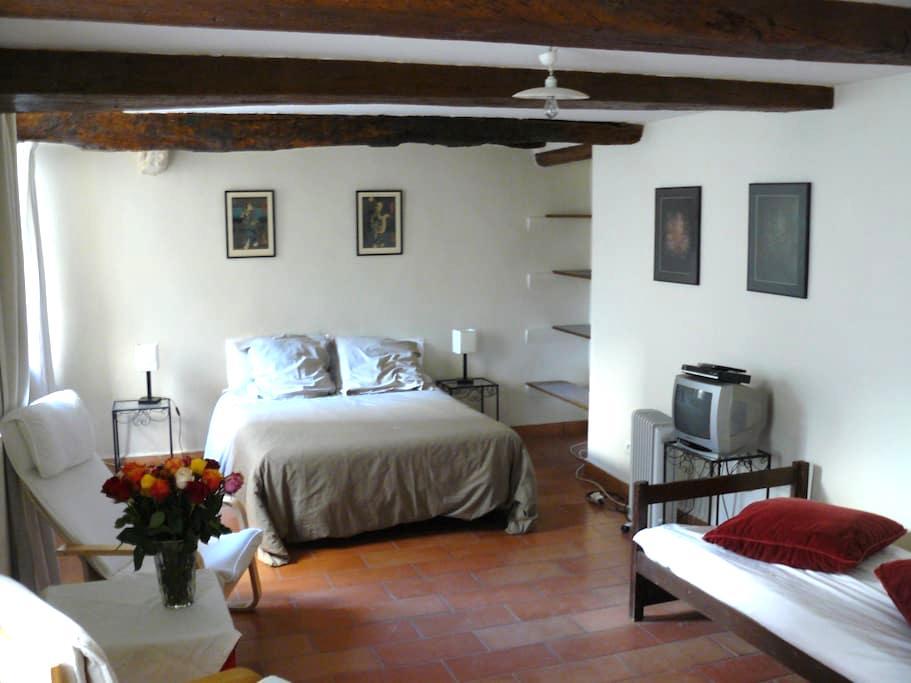 Charmant studio Luberon  35 m2 - Lioux - Διαμέρισμα