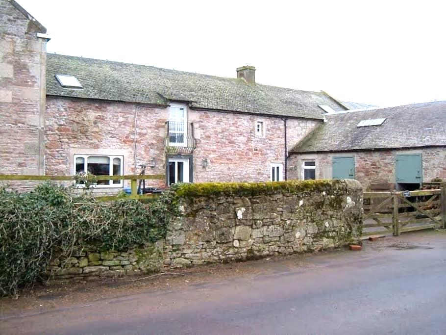 Carnwath Mill Farmhouse Holiday Let - Carnwath - House