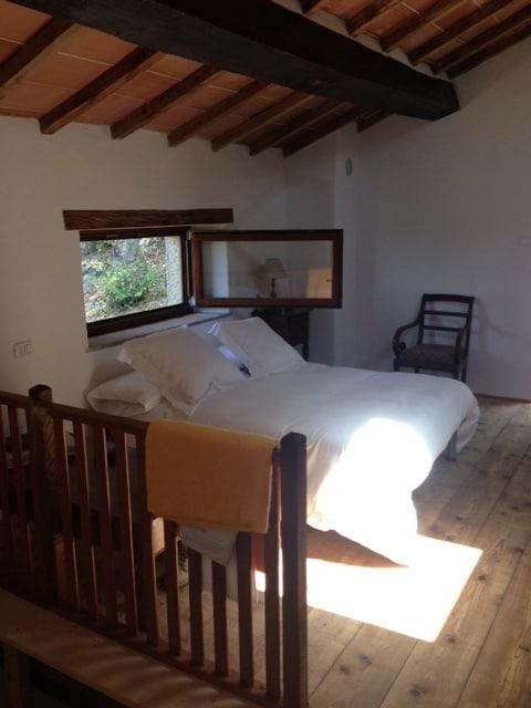 Double room in Amiata, Tuscany