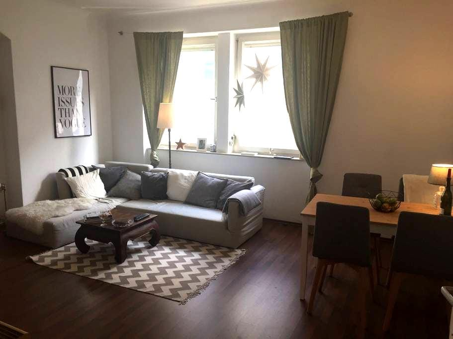 Cozy apartment with balcony in Stuttgart (South) - Stuttgart - Appartement
