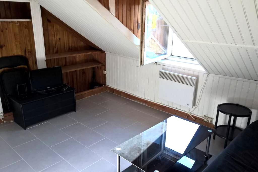 Studio meublé proximité plage - Le Havre