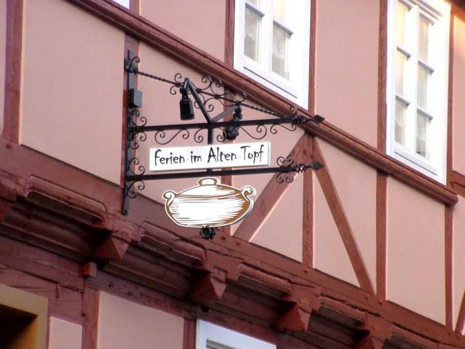 Ferien im AltenTopf - Quedlinburg