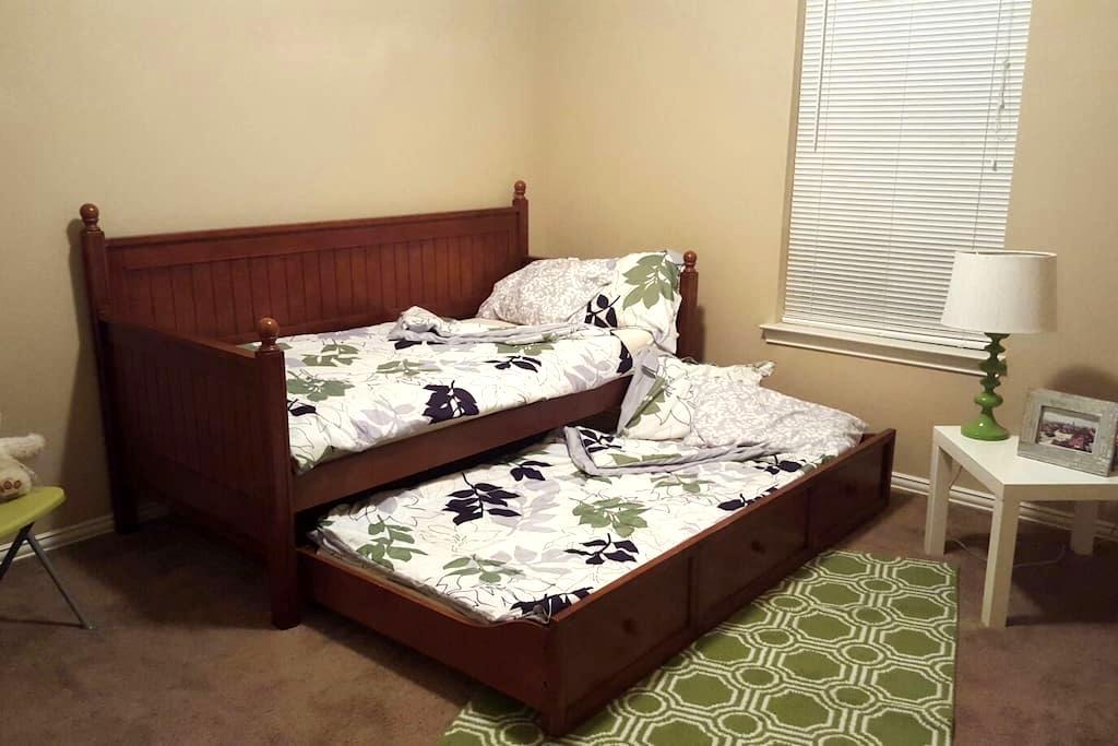 Comfy Room close to Deep Ellum - Даллас - Дом