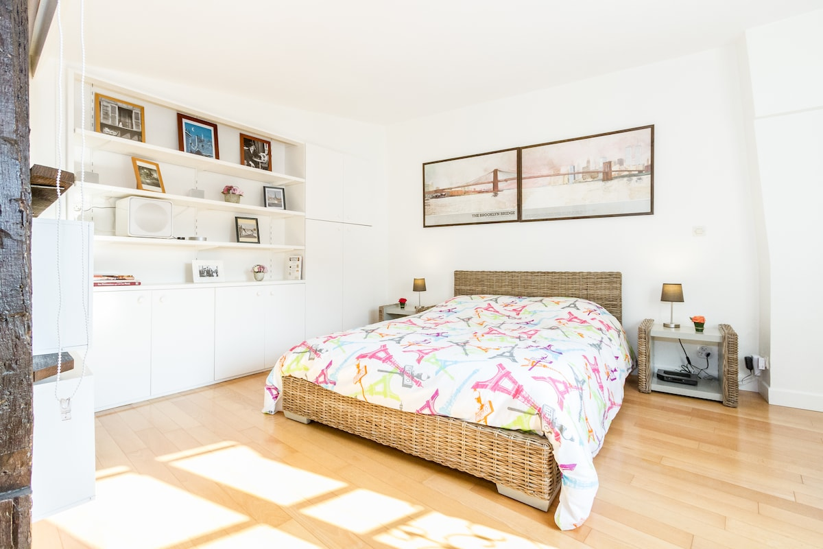 Charming studio Paris - Invalides