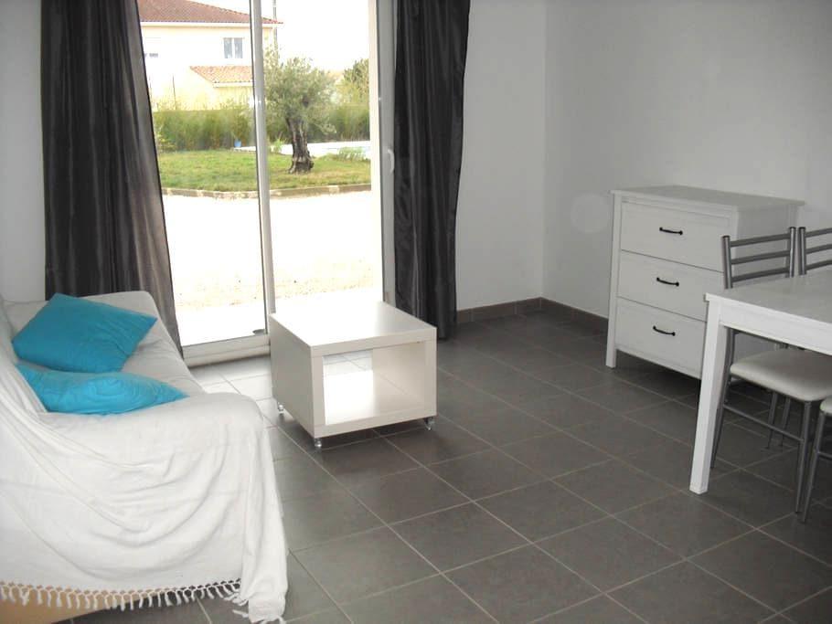 Maison calme à 20 min de Toulouse centre/Airbus - La Salvetat-Saint-Gilles - Casa