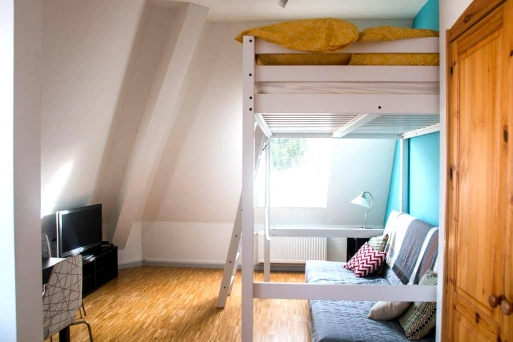 Cozy, Central Studio Apartment - Tübingen - Apartment