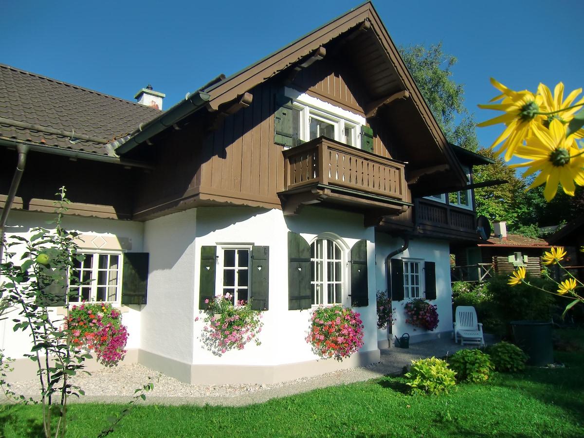 Lovely 2 storey house near the Alps