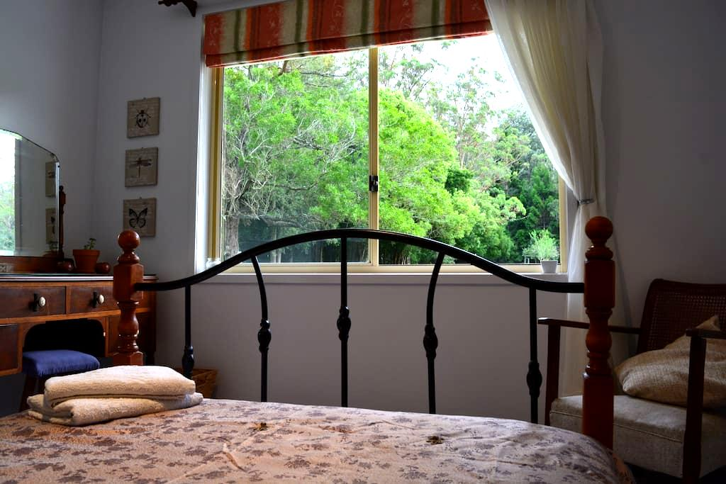 Freshly renovated double room on stunning acreage! - Fountaindale - Huis