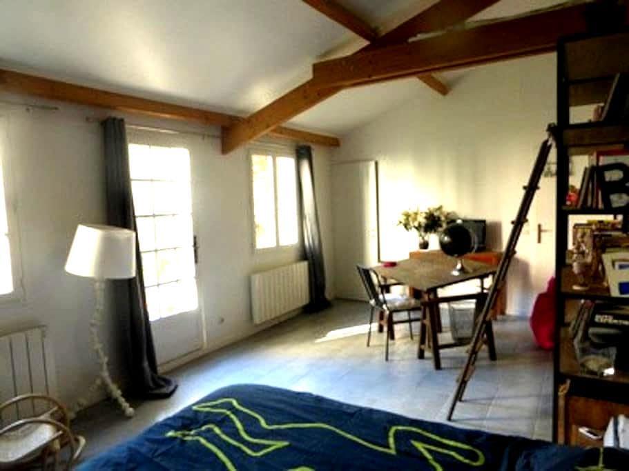 Idéal Cadre en déplacement,Studio 7' de St lazare - Bois-Colombes