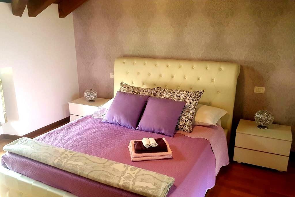 Donizetti suite private toilet - Bergamo - Loft