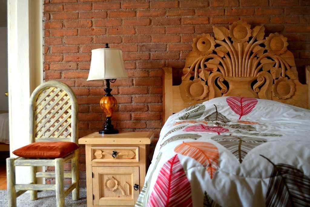 Room and Kitchen - Toluca de Lerdo - Bed & Breakfast