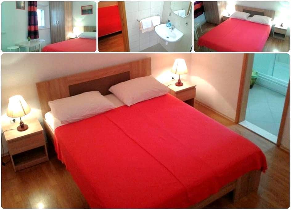 Old town - Private room - Korčula - Huis