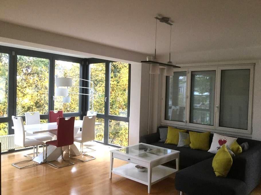 Nice room in luxury flat, downtown - Bern - Departamento