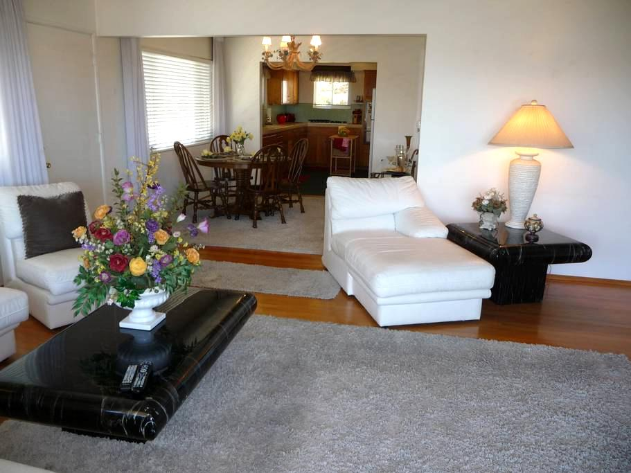 Wow! Deck, View, spacious, snacks and drinks - La Mesa - Other