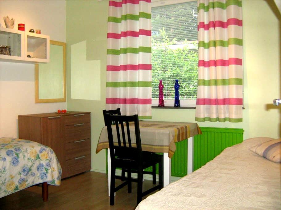 Nice private bedroom - แทมแพร์ - บ้าน