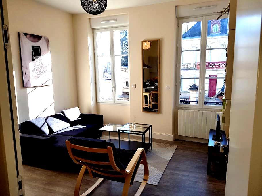 Appartement cosy 40m² proche de la gare Saint Jean - Bordeaux