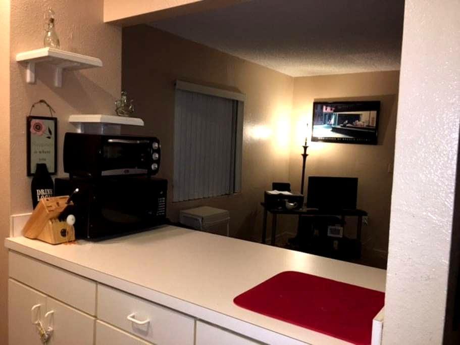 Cozy Orlando Studio - Orlando - Apartment