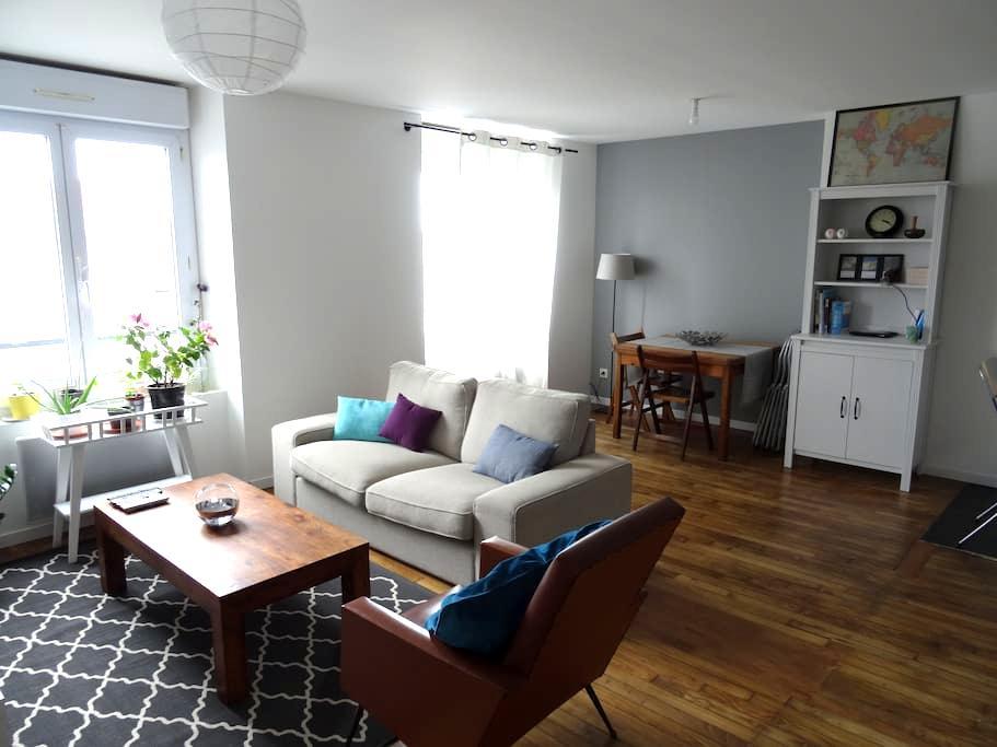 Appartement Brest-port de commerce - Brest - Apartment