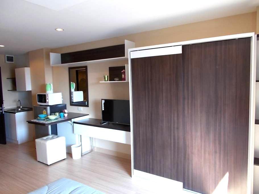 Airport Condominium - Tambon Pa Daet - Apartemen