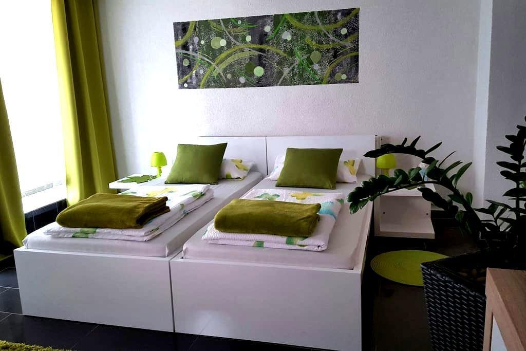 Gästeappartement Viktoria - Sinsheim - Apartemen