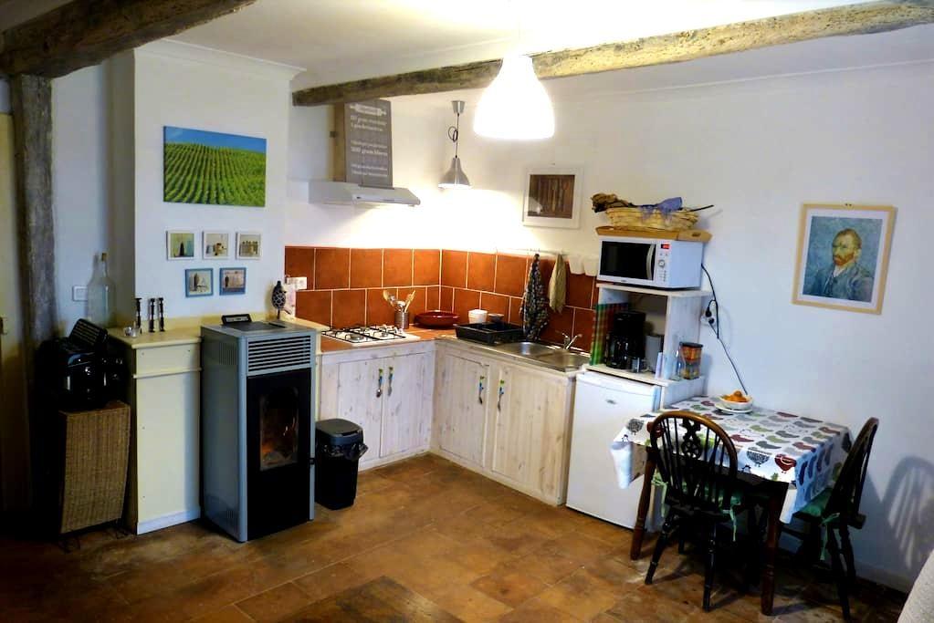 Cosy Van Gogh studio,Haute-Garonne,Midi Pyrenees - L'Isle-en-Dodon