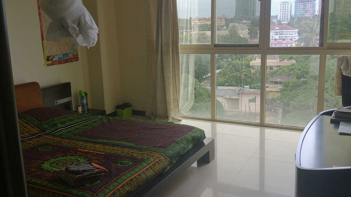 View of Upanga, Dar es Salaam